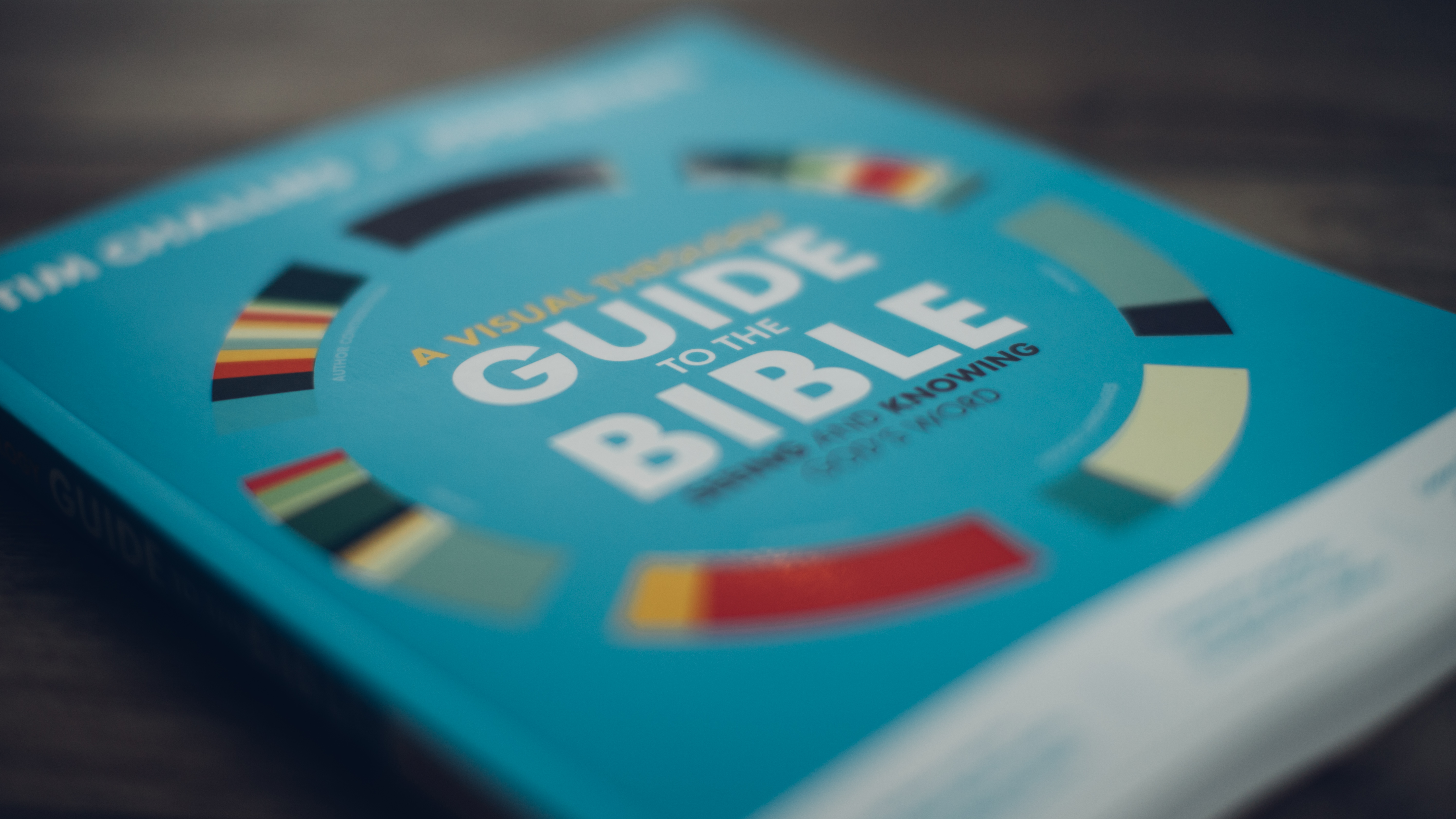 Now Available: A Visual Theology Guide to the Bible