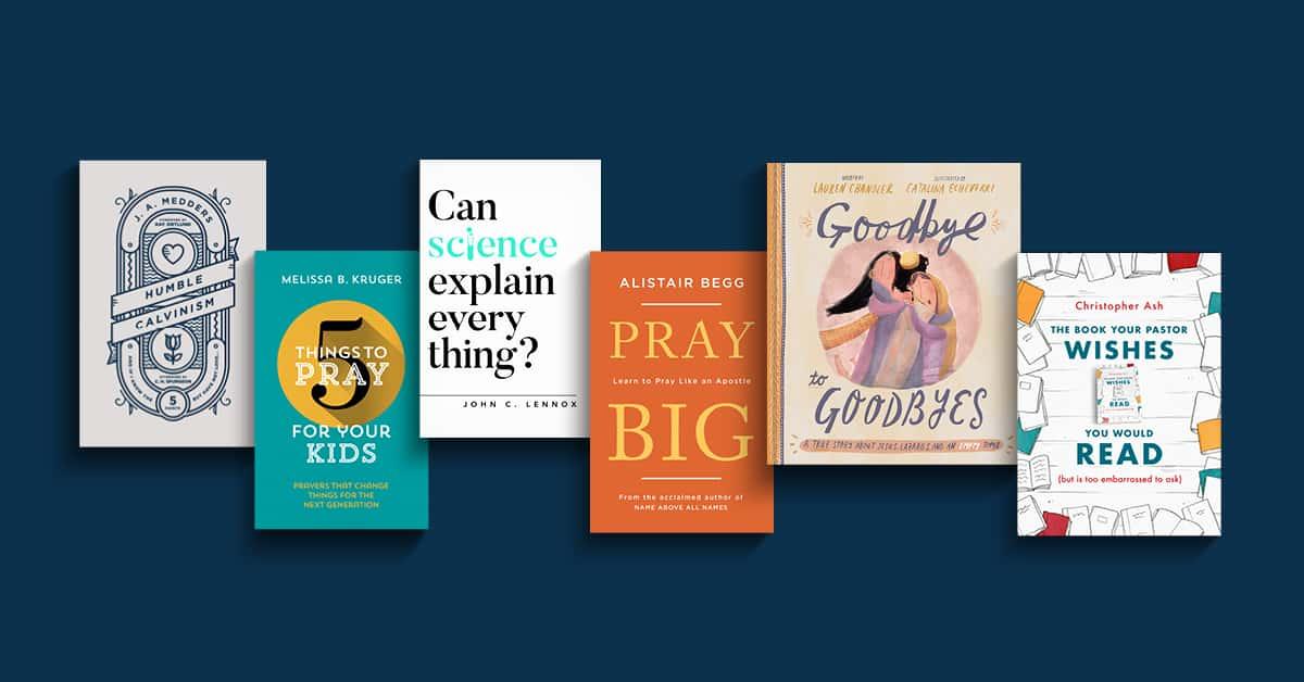 Free Stuff Fridays (The Good Book Company)