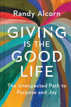 Giving Is the Good life