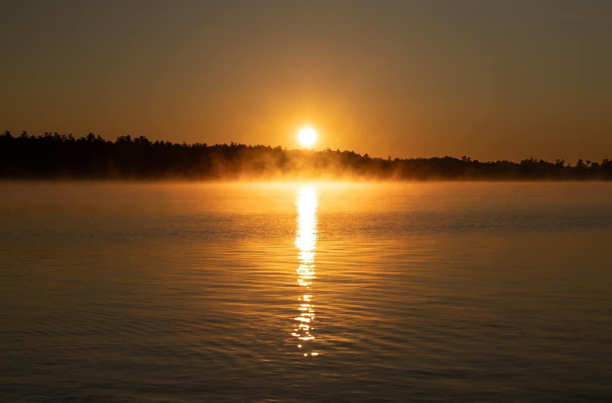 Calabogie Sunrise