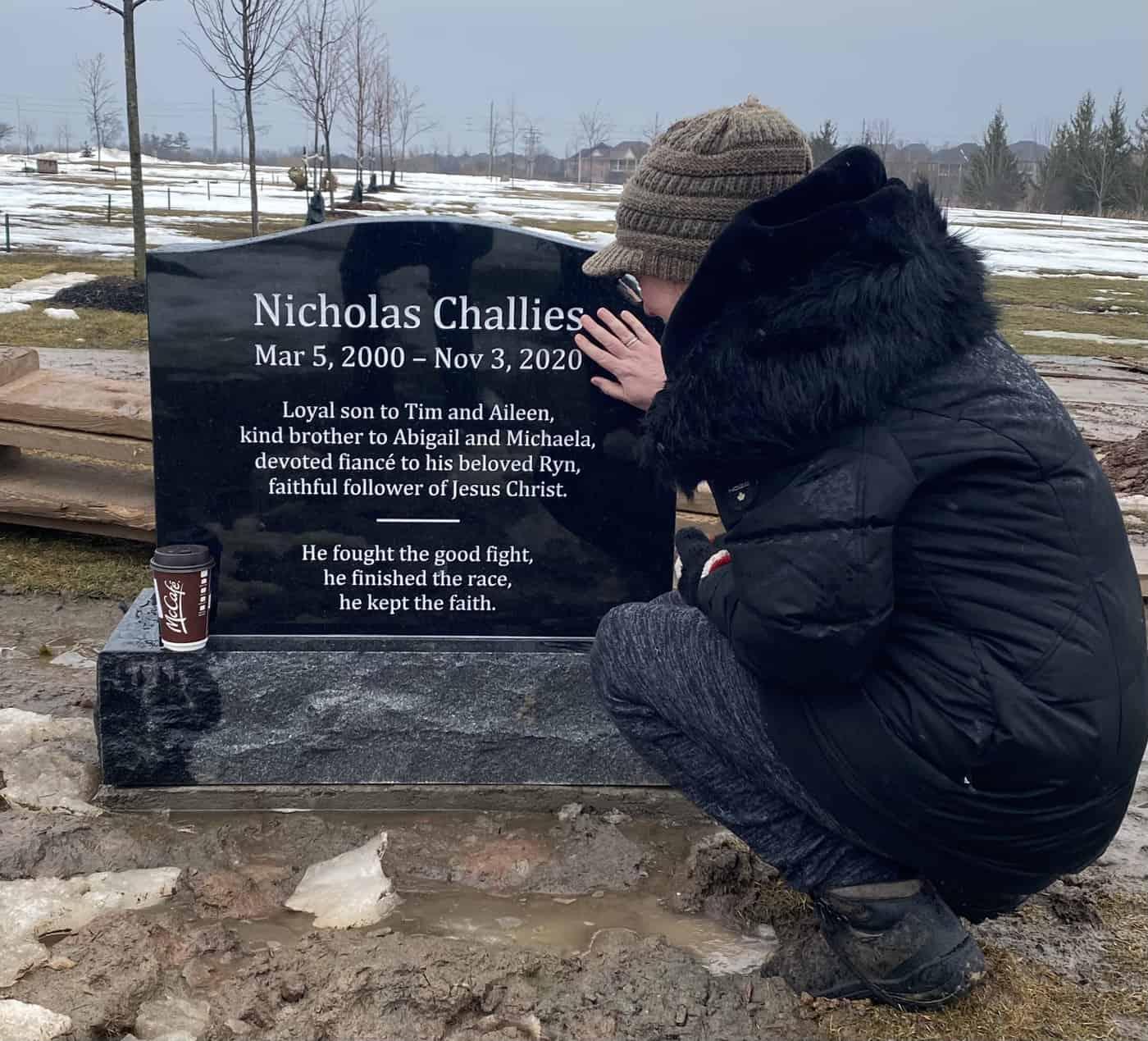 Nick Challies Monument