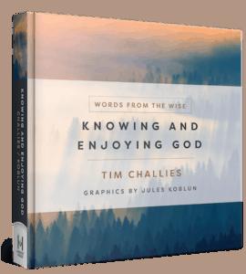 Knowing Enjoying God