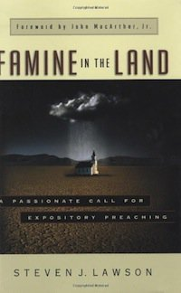 Book Review – Famine in the Land