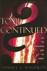 Book Review – To Be Continued