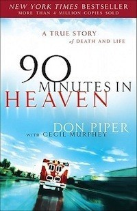 Book Review – 90 Minutes in Heaven