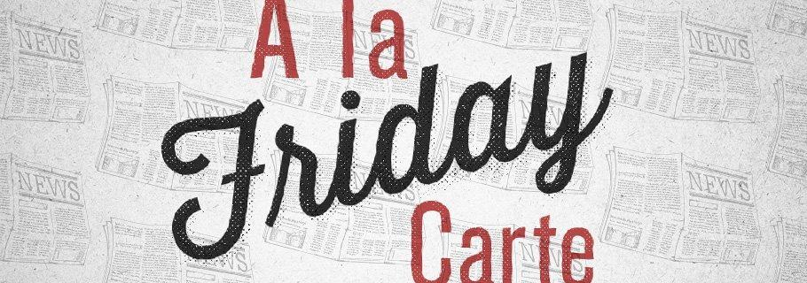 A La Carte (November 1)