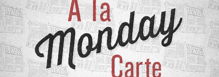 A La Carte (May 27)