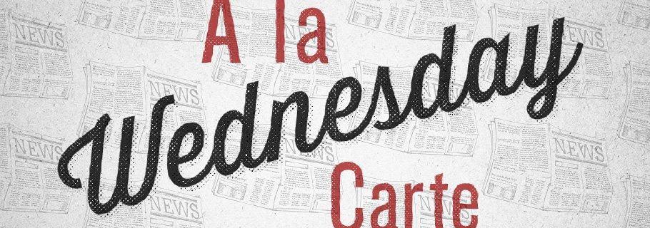 A La Carte (March 8)