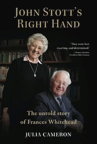 John Stott's Right Hand