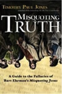Book Review – Misquoting Truth