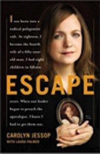 """Escape"" by Carolyn Jessop"