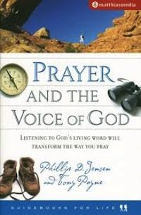 Review – Prayer and the Voice of God