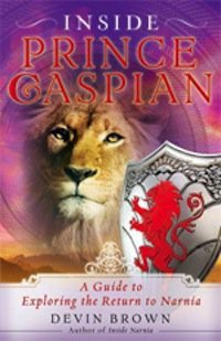 Book Review – Inside Prince Caspian
