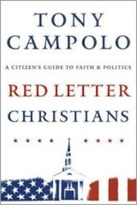 "Book Review – ""Red Letter Christians"" by Tony Campolo"