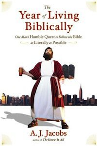 Book Review – The Year of Living Biblically