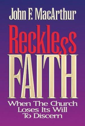 Book Review – Reckless Faith