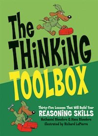 Book Review – The Thinking Toolbox