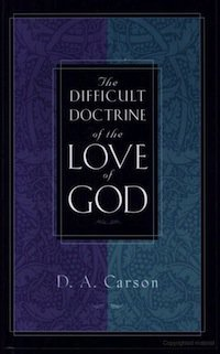 Book Review – The Difficult Doctrine of the Love of God