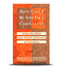 Book Review: How Can I Be Sure I'm A Christian