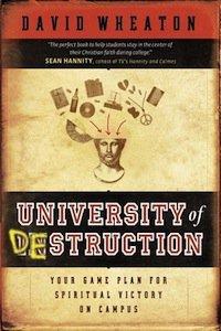 Book Review – University of Destruction